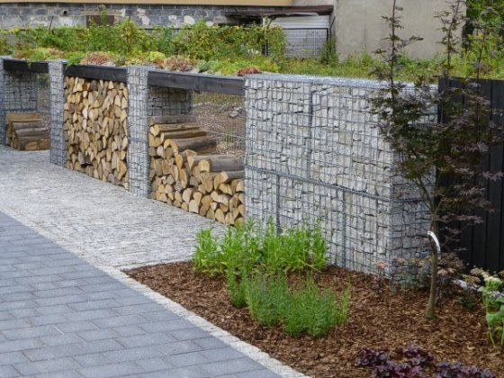les 28 meilleures images du tableau gabion sur pinterest am nagement de jardin d co. Black Bedroom Furniture Sets. Home Design Ideas