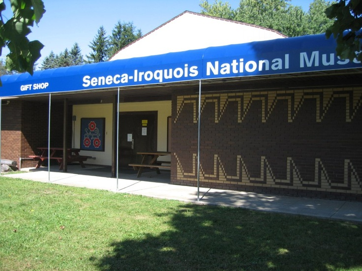 to the Seneca Nation of Indians. Nyaweh sgeno