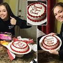 For most girls, starting their period is a moment that is celebrated privately - if at all Check out how this 12-year-old girl from Florida, USA celebrated her first period. Good on her for celebrating the moment!  http://dailym.ai/2oDKBL0 #goodnewstues #mhd2017