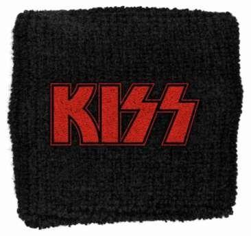 Schweißband Kiss Logo