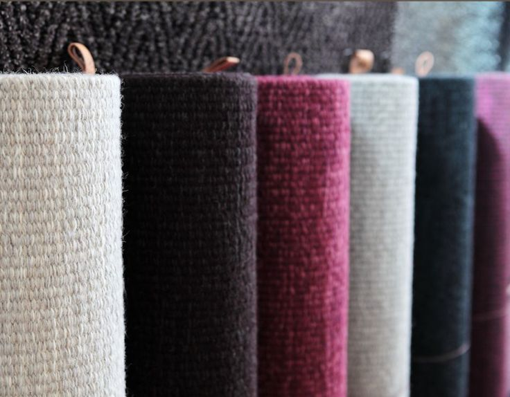 Kasthall Rugs from Sinclair Till.