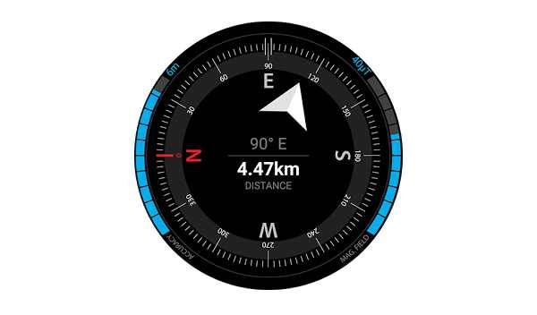 Compass app download for phone free
