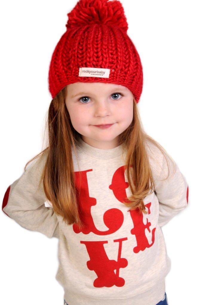 Love jumper, Rock Your Baby winter 2013