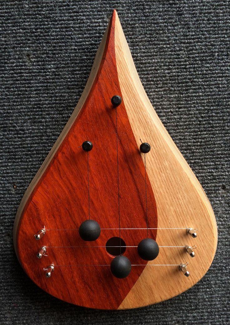 13 Best Door Harps Images On Pinterest Harp Woodworking