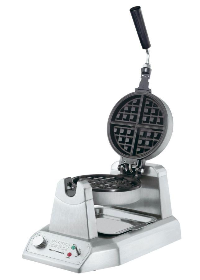 Commercial Waffle Maker - Waring WW180 Single Waffle Maker-www.hoskit.com.au- Kitchen & Catering Equipment
