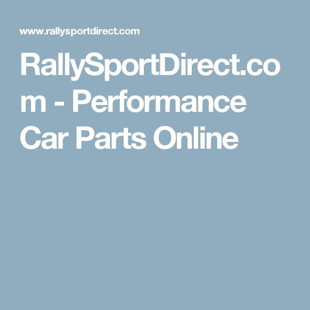 RallySportDirect.com - Performance Car Parts Online