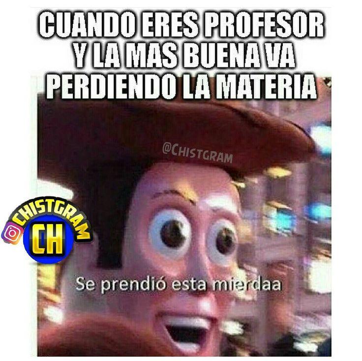 SÍGUENOS @CHISTGRAM ACTIVA LAS NOTIFICACIONES!!      #moriderisa #cama #colombia #libro #chistgram #humorlatino #humor #chistetipico #sonrisa #pizza #fun #humorcolombiano #gracioso #latino #jajaja #jaja #risa #tagsforlikesapp #me #smile #follow #chat #tbt #humortv #meme #chiste #woody #toystory #estudiante #universidad