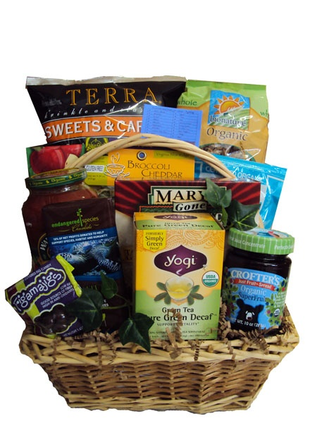 Cancer Patient Get Well Gift Basket