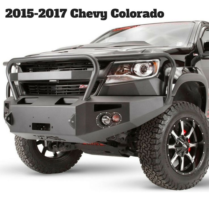 Check this 2015-2017 Chevy Colorado tough winch bumper at https://bumperonly.com/products/fab-fours-cc15-h3350-1-chevy-colorado?utm_content=buffer89cc3&utm_medium=social&utm_source=pinterest.com&utm_campaign=buffer