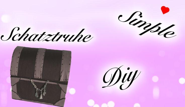 1000 ide tentang schatztruhe basteln di pinterest. Black Bedroom Furniture Sets. Home Design Ideas