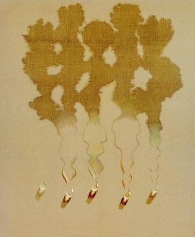 kim tschang yeul | Kim Tschang Yeul (Korean, born 1929) - Untitled (김창열 / 물방울 ...