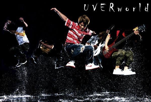 UVERworld best J-Rock band ever!!!