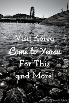 I lived in Yeosu, South Korea for two soul-fulfilling years and wrote a few stories about it along the way. Here are photos from our time there.