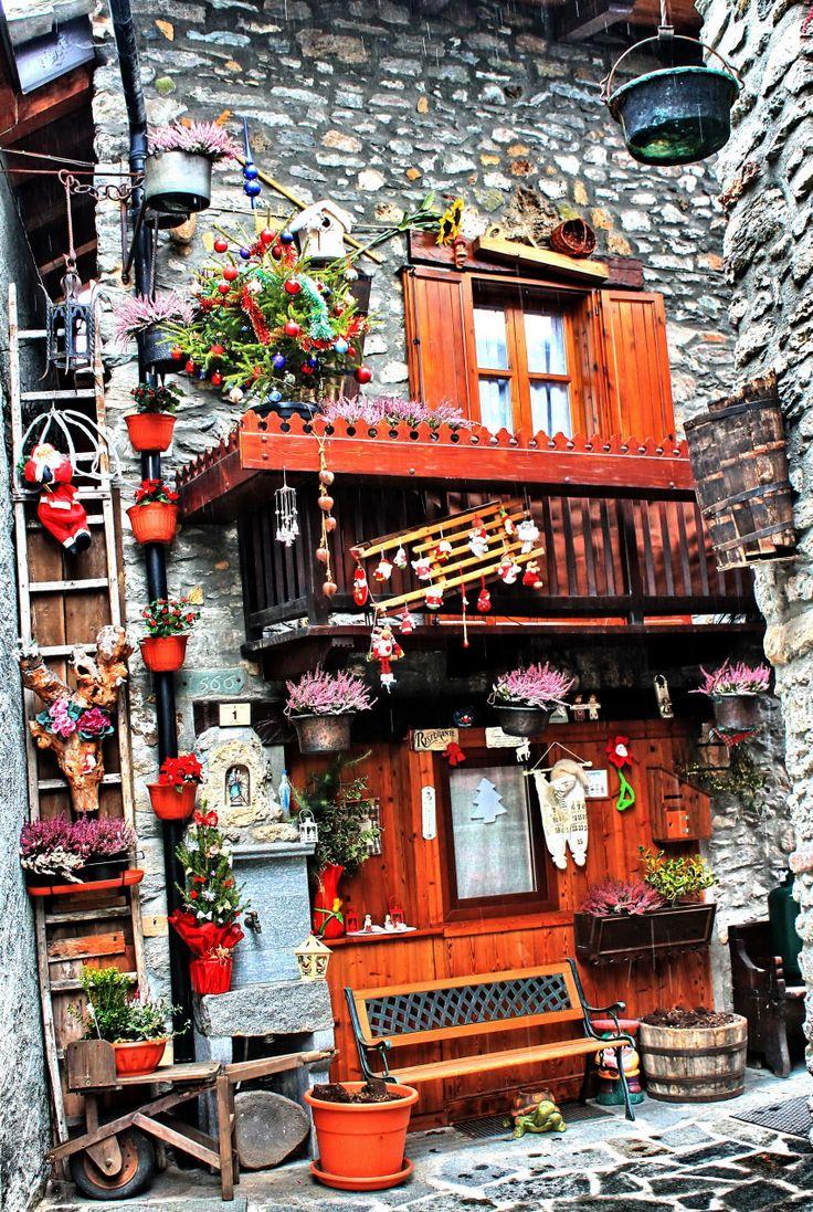 COURMAYEUR (DOLONNE) - (Valle d'Aosta) - Italy -