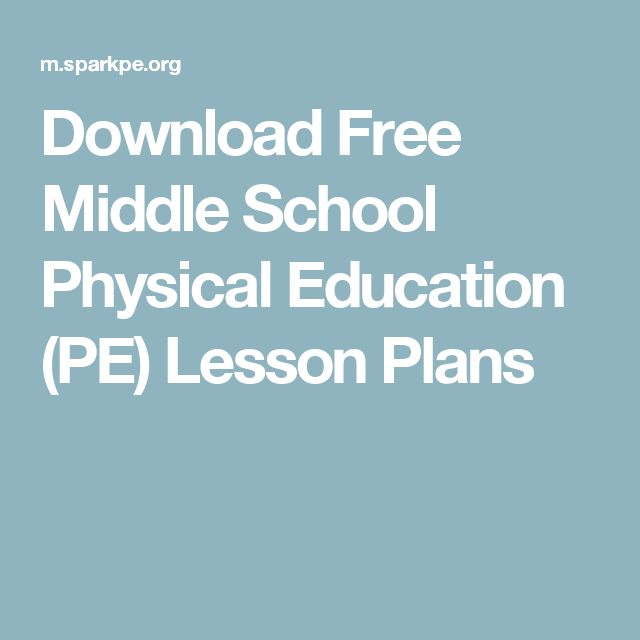 pe lesson plan Physical education lesson plan maker- make standards based lesson plans using your own format or choose from our various templatesthe sample below uses our physical education lesson plan format.