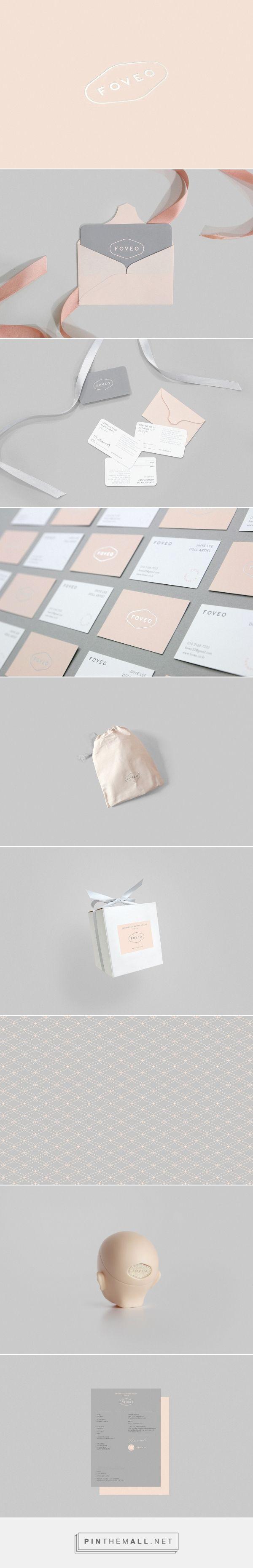 Foveo Branding by Triangle Studio on Behance | Fivestar Branding – Design and Branding Agency & Inspiration Gallery