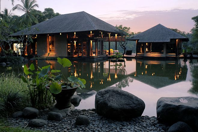 asia house of the day a jungle retreat in bali indonesia