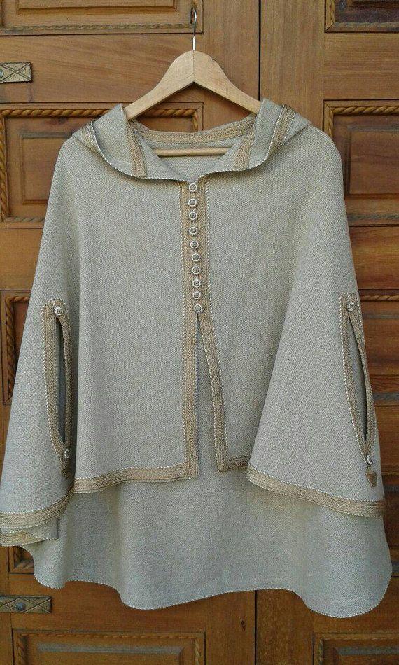 Retrouvez cet article dans ma boutique Etsy https://www.etsy.com/fr/listing/507175299/royal-grey-inspired-moroccan-cape
