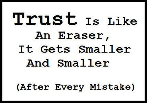 Broken Trust Quotes And Sayings: Best 25+ Broken Trust Ideas On Pinterest