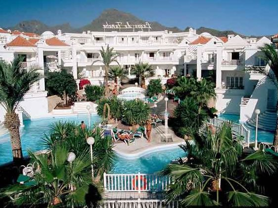 Regency Beach Club, Tenerife Hotel Accommodation