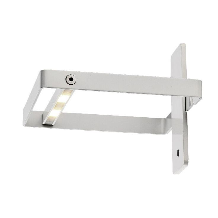 <strong>O'Ring is a directable wall light</strong> that is practical and minimalist.  The body is made of a painted metal frame that allows you to <strong>change the position of the lights</strong> to suit your needs.  O'Ring features LED technology that heps you to reduce your electicity consumption up to 85%! Perfect for your study and for wherever you read, O'Ring is also suitable for your work space.  Also available on Lovli in black.