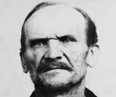 Carl Grossman- Serial killer who murdered 50 women selling their flesh on the black market in Berlin in the 1900's