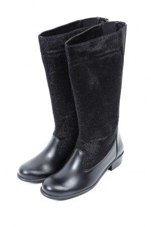 black boots 4u www.happysizes.gr #plussizefashion