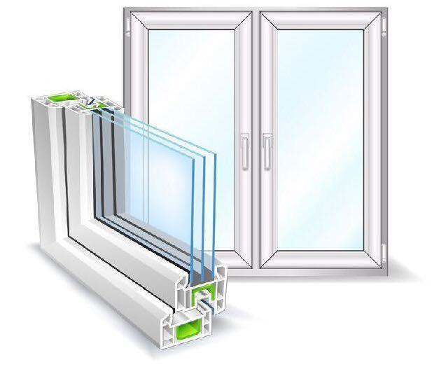 Пластиковые окна,двери,балконы,перегородки – купить в Краснодаре, цена 2 000 руб., истекает сегодня в 11:12 – Окна