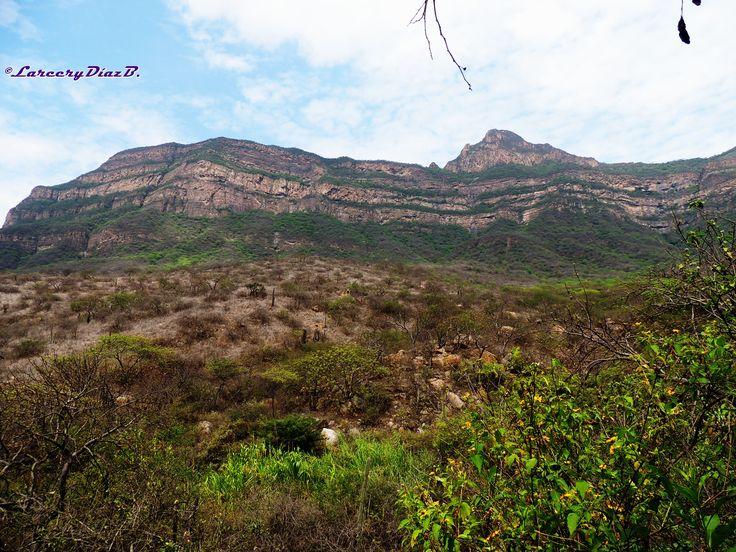 La reserva debe su nombre a la espectacular montaña llamada Cerro Chaparrí que domina el paisaje, está montaña fue considerada sagrada por la Cultura Mochica y lo sigue siendo para los shamanes de todo el Perú.