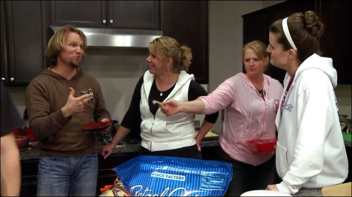 Sister Wives Meri Leaves | Sister Wives Blog: Review: Sister Wives S06Ep05 Christmas Surprise