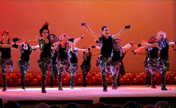 Фото костюмов современного танца