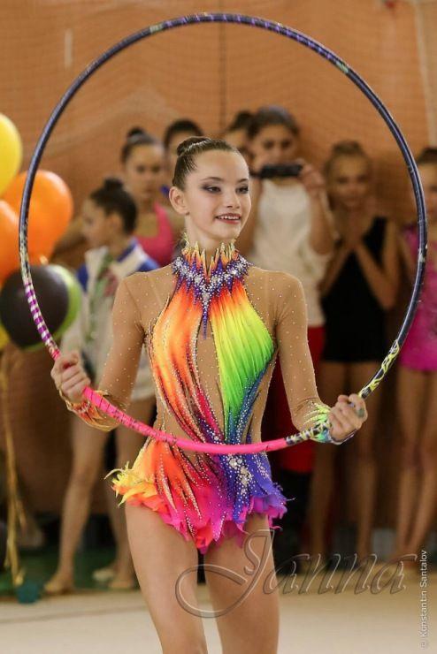 Gallery.ru / Фото #24 - костюмы для художественной гимнастики 4 - dusya7