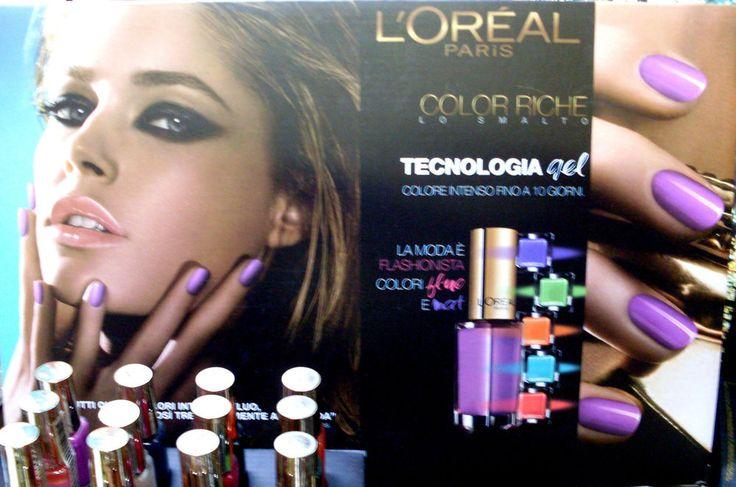 L Oréal Paris Smalto Color Riche le Vernis 16 Colori loreal-paris.fr Prezzo Web