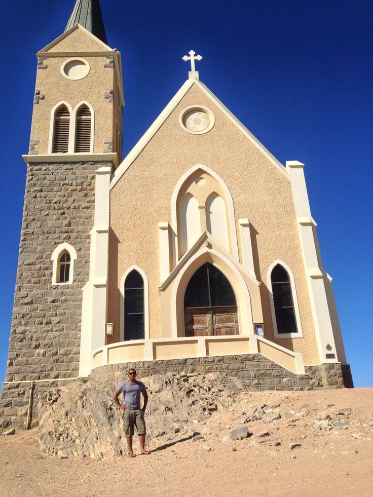 Namibia, Luderitz