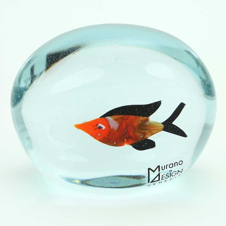 28 best murano glass fish images on pinterest murano for Murano glass fish