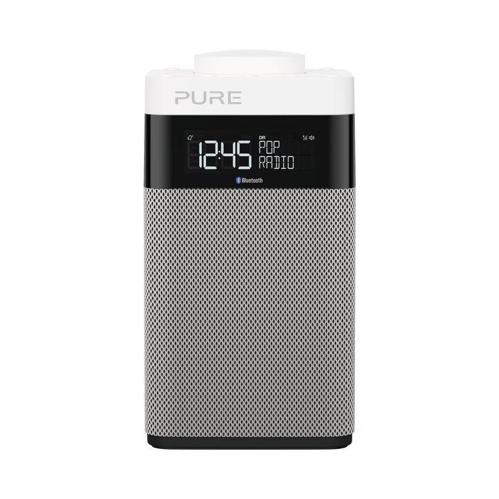 Pure Radio Numérique Pop Midi avec Bluetooth Silver à 129,90 EUR sur lick.fr