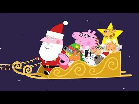 We Love Peppa Pig Father Christmas 32 Youtube Peppa Pig Teddy Peppa Pig Father Christmas