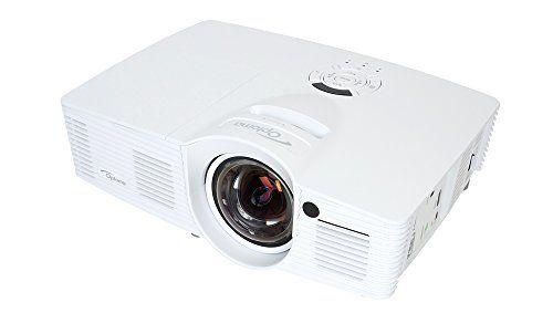 Proyector Optoma GT1070x. Con un altavoz incorporado y dos entradas HDMI el…