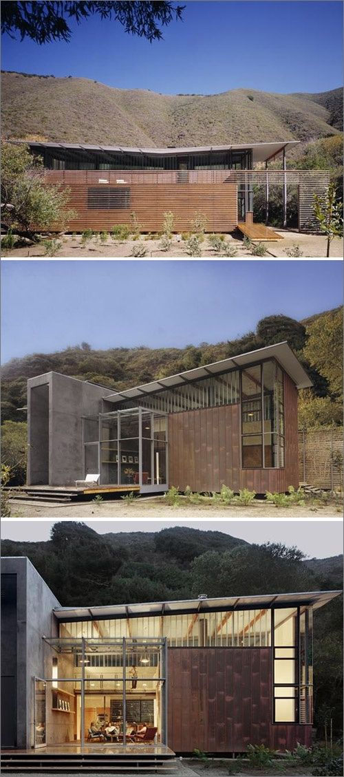 Ideas for roof between containers and the