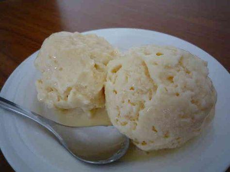 牛乳と全卵で濃厚バニラアイスクリームの画像