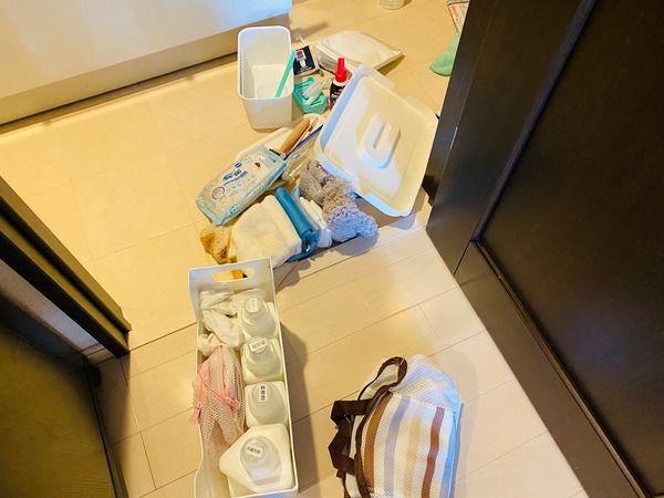 洗面所収納のちょこっと見直し まめ S Home Powered By ライブドアブログ 2020 洗面所 収納 収納 洗剤 収納