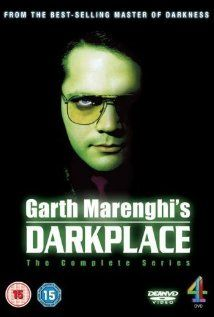 Author, dream-weaver, visionary, plus actor. Garth Marenghi is one of the few authors who's written more books than he's read.
