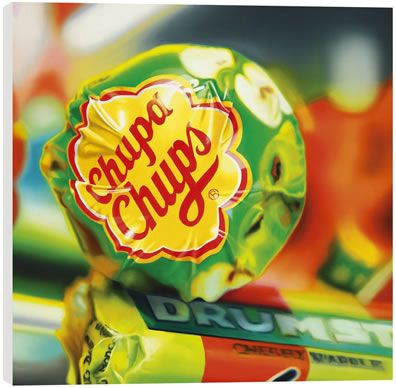 Chupa Chups: The best, most enduring taste ever. - Alice, USA