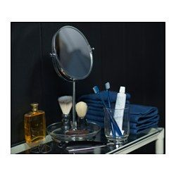 BALUNGEN Mirror, chrome plated - chrome plated - IKEA