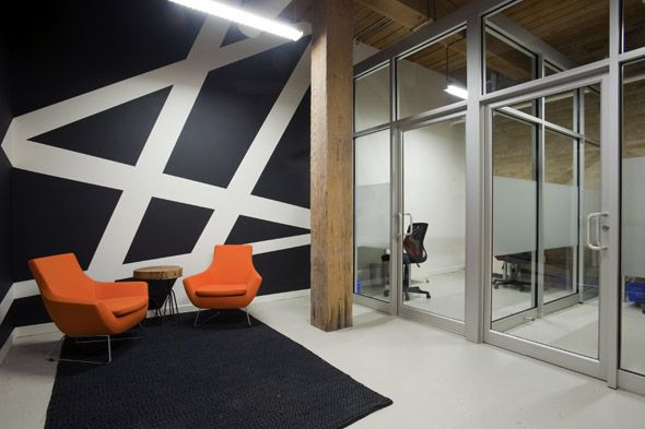 28 best images about shared office on pinterest pill for Shared office space montreal