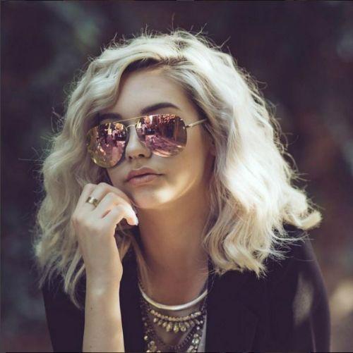 Quay Eyewear - Quay Muse Sunglasses Pink - House of Zoi