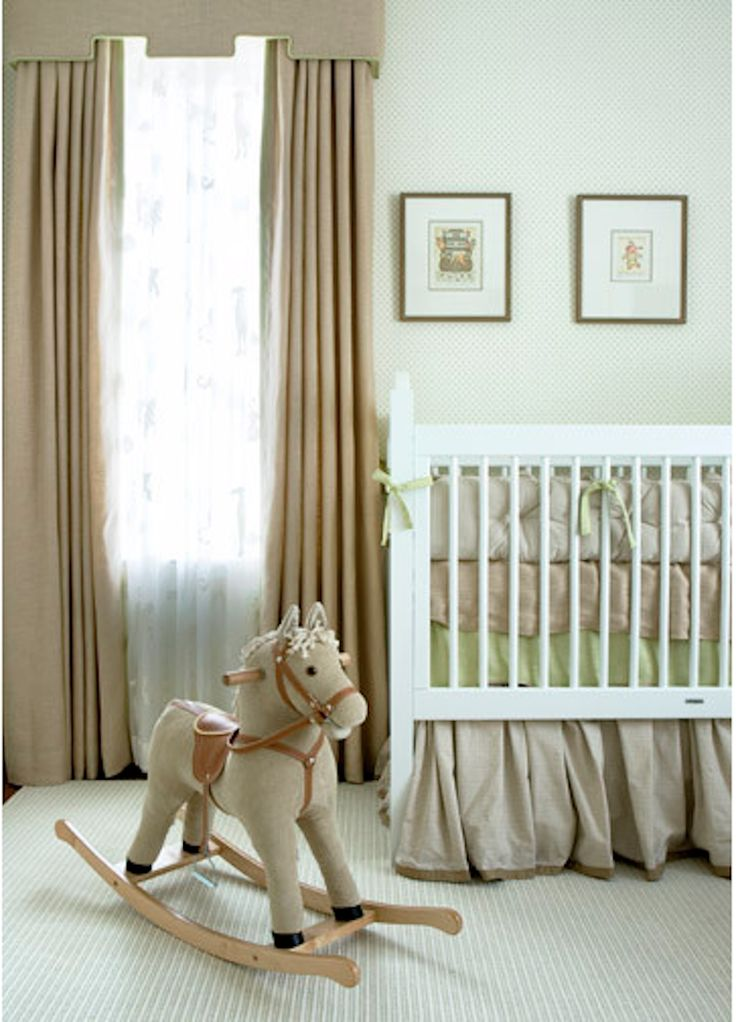 View entire slideshow: 20 Traditional Nursery Ideas on http://www.stylemepretty.com/collection/398/