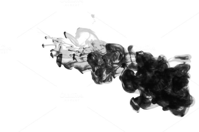 Smoke 4 Black & White Background by mousemade photos on ...