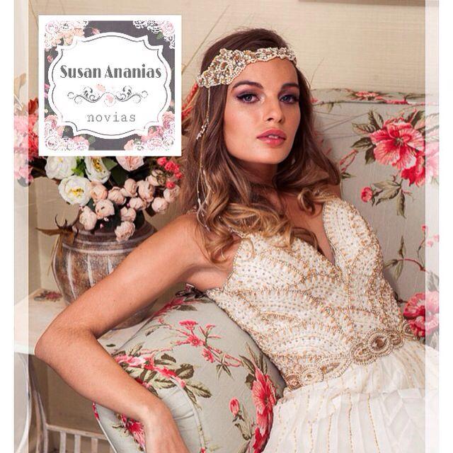 Vestidos De novia Instagram @susanananiasnovias