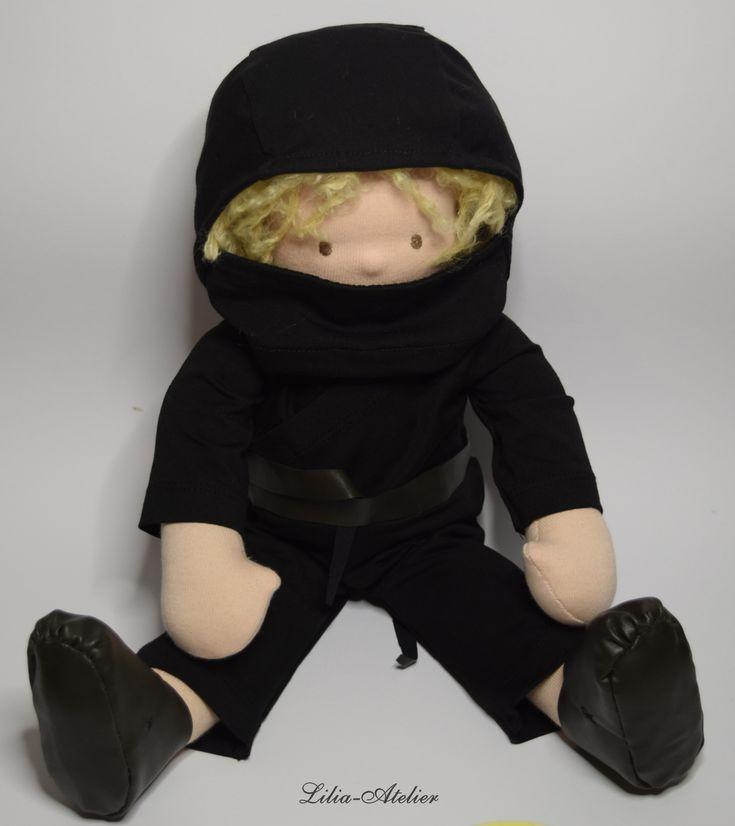 ninja waldorf boy